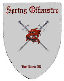 Spring Offensive in Peoria IL this Weekend