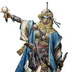 Pathfinder Cleric holy man on steroids