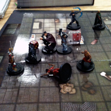 Played Pathfinder last night and had a blast