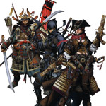 Gunslingers, Samurai and Ninjas