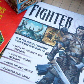 Ending the Year with Pathfinder RPG Beginner Box