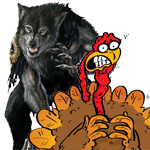 werewolf vs turkey